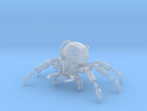 Nazi Skull Spider  in Smooth Fine Detail Plastic