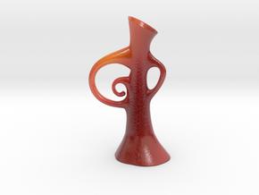 Vase 12101509 in Glossy Full Color Sandstone