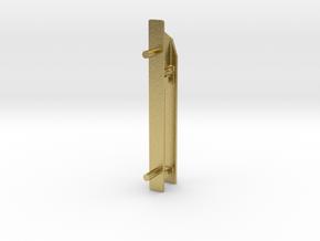 "3/4"" Sinclair Locomotive Antennae in Natural Brass"