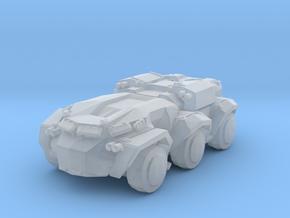 Greylock APC Scifi in Smooth Fine Detail Plastic