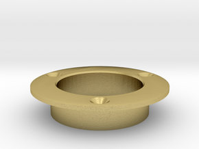 028830 single in Natural Brass
