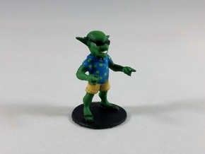 Products tagged: goblin - Shapeways 3D Printing