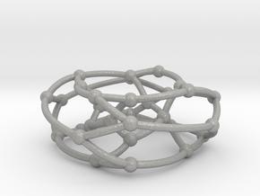 Dyck graph on torus in Aluminum