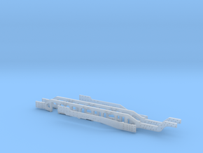 On3 K-37 Frame And Extension in Smooth Fine Detail Plastic