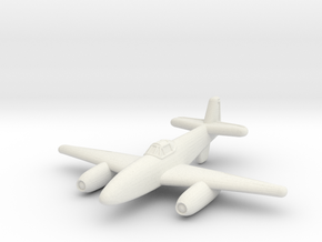 Kikka jet (Japan) in White Natural Versatile Plastic