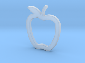 Weight Loss diet Apple Fruit Pendant for Women in Smoothest Fine Detail Plastic