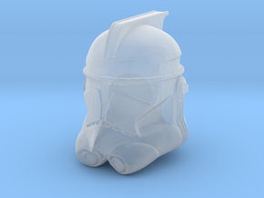 "ARC trooper phase II helmet for 6"" in Smooth Fine Detail Plastic"