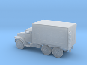 1/100 Scale M220 Shop Van Truck M135 Series in Smooth Fine Detail Plastic
