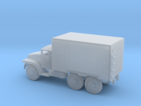 1/144 Scale M220 Shop Van Truck M135 Series in Smooth Fine Detail Plastic