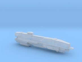 UNSC Gladius Class Corvette in Smooth Fine Detail Plastic
