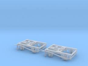 RNAD Bogies in Smoothest Fine Detail Plastic