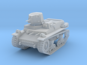 PV57D T16 Light Tank (1/144) in Smoothest Fine Detail Plastic