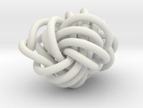 B&G Tangle 01 in White Natural Versatile Plastic