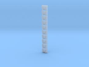 1/87 Lb/V/3o/r_l in Smoothest Fine Detail Plastic