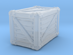 Big Crate A in Smooth Fine Detail Plastic