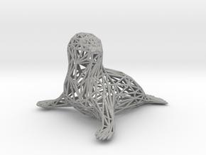Baby seal in Aluminum