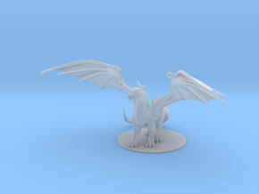 Dragon of Duality in Smooth Fine Detail Plastic
