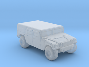 M1035a1 Hardtop 285 scale in Smooth Fine Detail Plastic