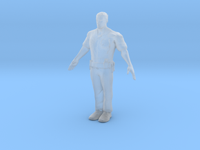 Printle V Homme 1623 - 1/72 - wob in Smooth Fine Detail Plastic