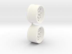 Offset-1,0-rear-BBS-Rims-MiniZ-AWD in White Processed Versatile Plastic