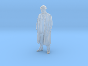 Printle C Homme 1521 - 1/72 - wob in Smooth Fine Detail Plastic