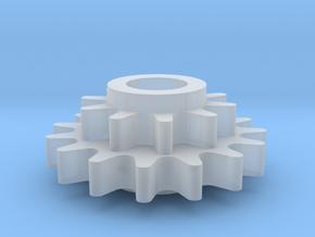 Replacment N Gauge Minitrix 9F Drive Gear in Smooth Fine Detail Plastic