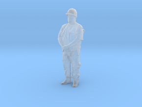 Printle C Homme 1519 - 1/72 - wob in Smooth Fine Detail Plastic