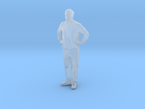 Printle C Homme 1504 - 1/72 - wob in Smooth Fine Detail Plastic