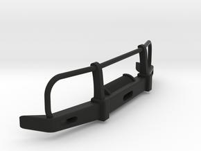 RC Toyota Hilux Bullbar 1:16 scale in Black Natural Versatile Plastic