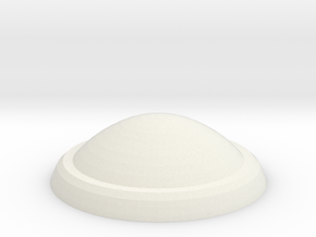 Taylor LowerSensorDome in White Natural Versatile Plastic