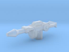 Kickback's Blaster in Smooth Fine Detail Plastic