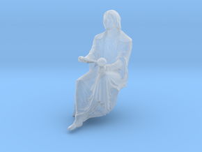Printle C Homme 1453 - 1/72 - wob in Smooth Fine Detail Plastic