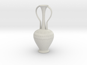 Vase PG831 in Natural Full Color Sandstone