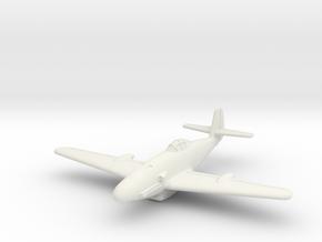 (1:144) Messerschmitt Me 309 V4 in White Natural Versatile Plastic