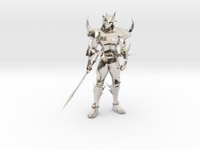 Dark Cecil from Final Fantasy IV in Platinum: 1:8