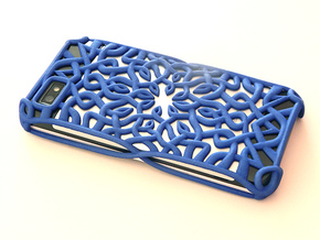 INDRA Art Case for the Fairphone  in Blue Strong & Flexible Polished