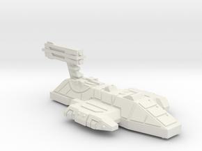 3125 Scale Lyran Mountain Lion (DND) CVN in White Natural Versatile Plastic