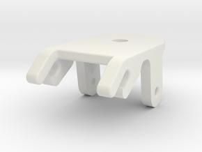 22' pup 5th wheel  in White Natural Versatile Plastic