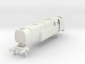 b-87-q1-loco-2-6-4T in White Natural Versatile Plastic
