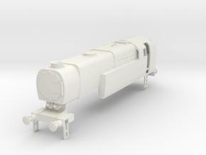 b-87-q1-loco-2-6-2T in White Natural Versatile Plastic