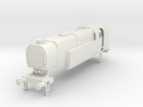 b-76-q1-loco-0-6-2T in White Natural Versatile Plastic