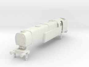 b-76-q1-loco-0-10-4T in White Natural Versatile Plastic