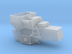 High Detail L2 L3 Gleaner in Smooth Fine Detail Plastic