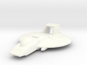 Sizzling Tr-7 Thrush in White Processed Versatile Plastic