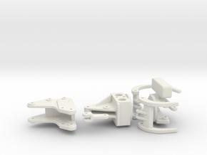 VOSCH grapple saw RSG1600 1/2 in White Natural Versatile Plastic: 1:50