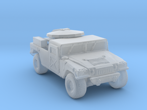 M1097a2 - TSC154 160 scale in Smooth Fine Detail Plastic