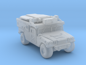 M1097a2 ADS 285 scale in Smooth Fine Detail Plastic