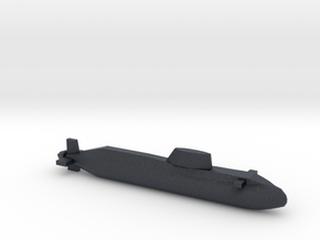 Astute-class SSN, Full Hull, 1/2400 in Black Professional Plastic