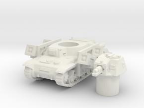 H 39 Wurfrahmen scale 1/87 in White Natural Versatile Plastic
