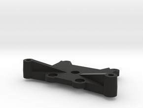 HD Terra Scorcher G5 part, Tamiya Thundershot in Black Natural Versatile Plastic